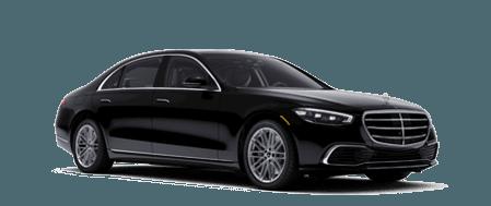 2021 S 580 4MATIC Sedan